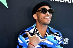 Anderson .Paak Talks Being Homeless & 'Fighting Chance' Concert Series