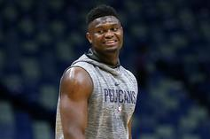 Zion Williamson Lands Another Major Endorsement Deal