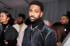 """Big Sean Poses With Kanye West In IG Pic, Shares Clip Of Track """"Lucky Me"""""""