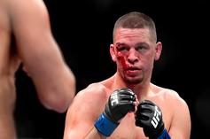 "Nate Diaz Changes Course On Jorge Masvidal Rematch: ""Peace Out Fight Game"""