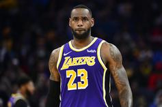 LeBron James Explains What AD Will Face In Return To New Orleans
