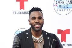 """Jason Derulo """"Might've Had A Semi"""" In Removed Instagram Post But Denies Full Arousal"""