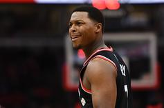 "Kyle Lowry Fires Back At Heckler In Philadelphia: ""Come See Me!"""