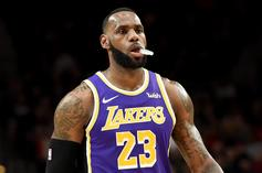"""LeBron James Reveals What Made Him Lose His """"Love For The Game"""""""