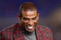 Deion Sanders Explains His Ridiculously Complicated Pre-Game Routine