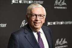 David Stern Underwent Emergency Surgery Following Brain Hemorrhage