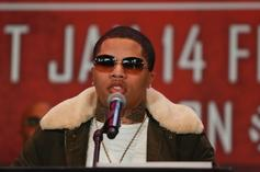 """Gervonta Davis Puts """"War Wounds"""" On Display: """"I Came From Nothing I Beat The Odds"""""""