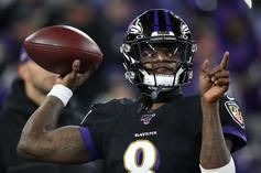 Jets Laughed Off Idea Of Drafting Lamar Jackson, Says Larry David