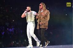 "Future & Drake Perfected Menacing Luxury Raps On ""Life Is Good"""