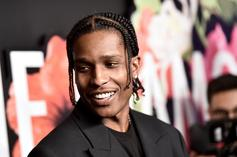 A$AP Rocky Says He Personally Thanked Trump After Sweden Incident