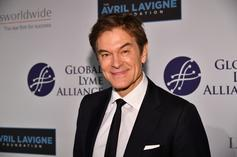 "Dr. Oz Not Worried About Coronavirus: Not As ""Deadly As We Fear"""
