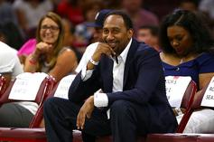 Stephen A Smith Channels A.I. In Preview Of All Star Celeb Game
