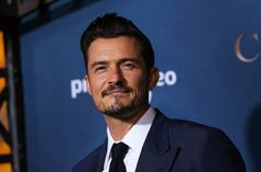 Orlando Bloom Messed Up Big With New Tattoo