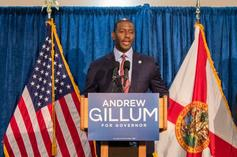 Andrew Gillum Issues Statement After Being Found In Room With Meth