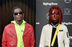 """Young Thug Wishes """"Oldest"""" Son Lil Keed Happy Birthday"""