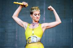 Katy Perry Gets $2.8 Million Copyright Judgment Tossed Out