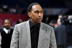 """Stephen A. Smith Has Hilarious Debut As """"First Take"""" Host"""