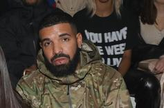 Drake Tells His Dad He Tests Negative For COVID-19 On IG Live