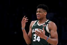 Giannis Antetokounmpo Is Missing A Vital Object During Quarantine