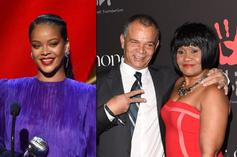 Rihanna Sent Father Ronald Fenty A Ventilator After He Contracted COVID-19