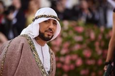 French Montana Says He Was Best Dressed At Last Year's Met Gala