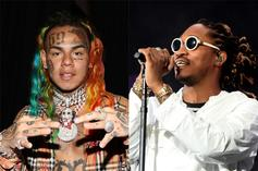 Tekashi 6ix9ine Asks Future How To Deal With His Alleged Baby Mama