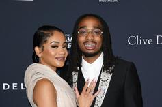 """Quavo Praises Saweetie For Showing """"You Don't Have To Be A Stripper"""""""