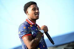 NBA Youngboy Confronts Thieves Who Broke Into His House