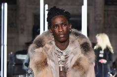 Young Thug Follows Travis Scott's Lead With Fortnite Concert