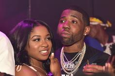 Reginae Carter Does A Sexy Dance For YFN Lucci
