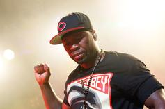 """50 Cent Is Mad At Pop Smoke's Team: """"I'm Unavailable Moving Forward"""""""