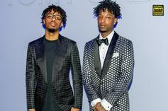 """21 Savage & Metro Boomin's """"Savage Mode"""" Revels In Its Sin Four Years Later"""