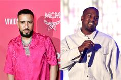 French Montana Gives His Two Cents On Kanye West's Presidential Campaign