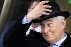 Roger Stone Says Racial Slur While On Air With Black Interviewer