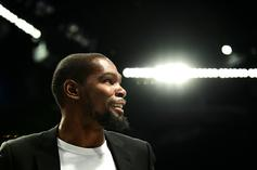 Kevin Durant Gives His Pick For This Year's NBA Title