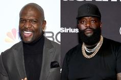 Terry Crews Reacts To Rick Ross Diss On New Song