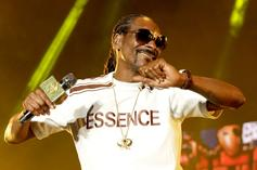 """Snoop Dogg Co-Signs Chika: """"I Love Your Sh*t"""""""