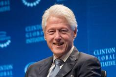 Bill Clinton Receives Massage From Epstein Accuser In Newly Released Photos: Report