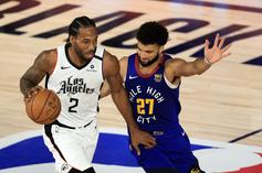 Kawhi Leonard Answers Whether Or Not Clippers Choked