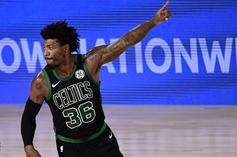 Marcus Smart & Celtics Teammates Reportedly Get Into Shouting Match