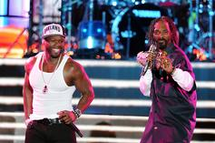 """Snoop Dogg Explains """"Power"""" DM To 50 Cent: """"Threw Me For A Loop"""""""