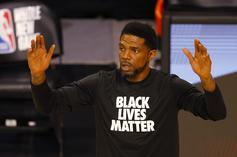 LeBron James Comments On Udonis Haslem's Huddle Rant