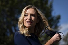 Trump's Press Secretary Kayleigh McEnany Tests Positive For COVID-19