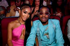 Quavo Shares Screenshot Of First DM He Sent To Saweetie