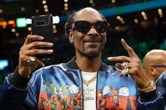 Snoop Dogg Celebrates Lakers' Championship With New Tattoo, Disses The Clippers