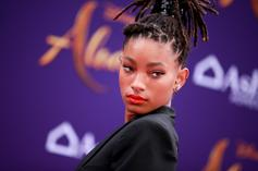 """Willow Smith Felt """"Shunned"""" By Black Community For Being Different"""