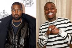 Kanye West Confirms Collab With DaBaby In The Works