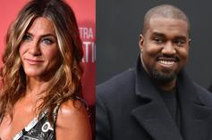 "Jennifer Aniston Says It's ""Not Funny"" To Vote For Kanye West As President"