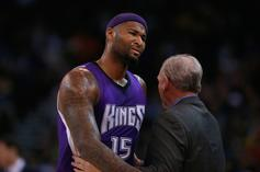 George Karl Takes Savage Swipe At DeMarcus Cousins