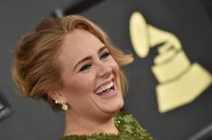 """Adele Does Her Best American Accent For """"SNL"""" Promo With H.E.R. & Kate McKinnon"""
